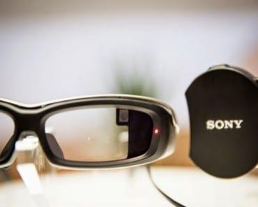 Las SmartEyeGlass de Sony, competencia de las Google Glass, podrían lanzarse a finales de 2014