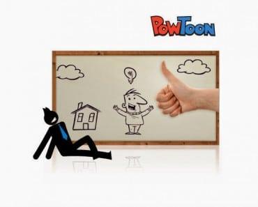 Cómo crear vídeos educativos animados en Google Drive con PowToon
