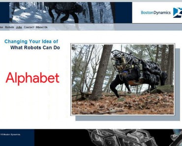 Google pone a la venta Boston Dynamics, la filial creadora del robot Atlas