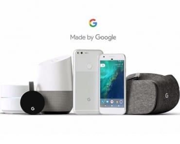 Made by Google: Los nuevos productos de Google a punto de llegar a las tiendas