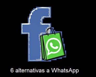 Seis alternativas a WhatsApp (con Facebook y double check)