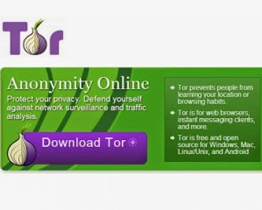 Cómo ser anónimo en Internet