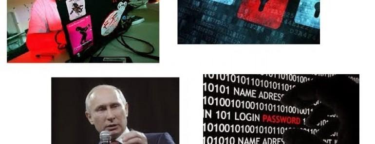 Hackers rusos acumulan más de mil millones de contraseñas en Internet