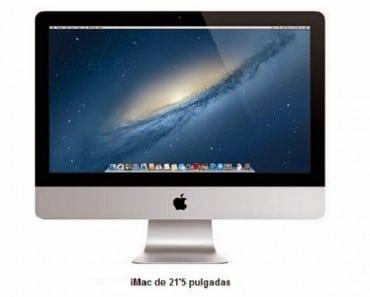 Apple lanza el iMac más barato hasta el momento