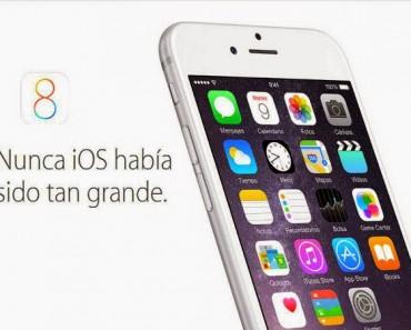 iOS 8: las 20 nuevas funciones que debemos conocer