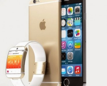¿Será así el iPhone 6 e iWatch de Apple?