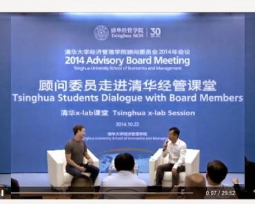 Mark Zuckerberg habla mandarín y deja flipados a todos