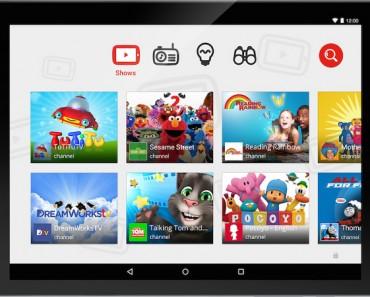 Google lanza YouTube Kids para Android e iOS