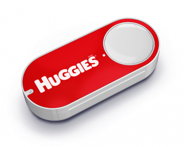Amazon presenta el botón Dash para hacer pedidos al instante
