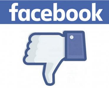 """Por fin podremos decir """"No me gusta"""" en Facebook"""