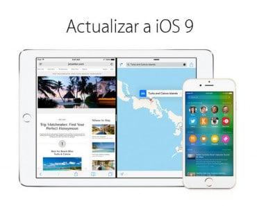21 novedades de iOS 9 que iOS 8 no tenía