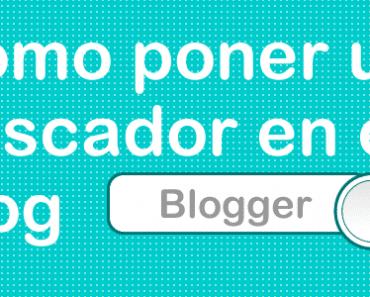 Cómo poner un buscador en mi blog