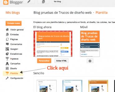 Cómo hacer copias de seguridad en blogger