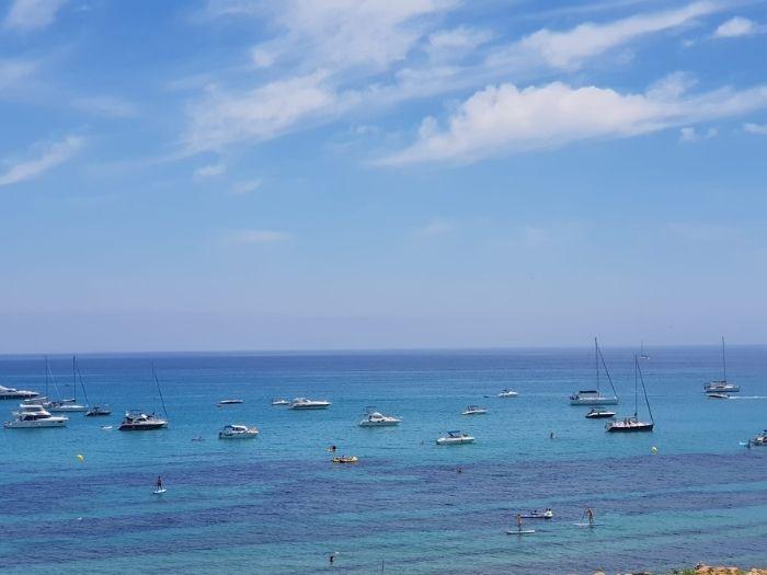 Playas de Alicante: Cabo de las Huertas
