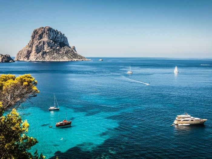 Cala d'Ort, Ibiza