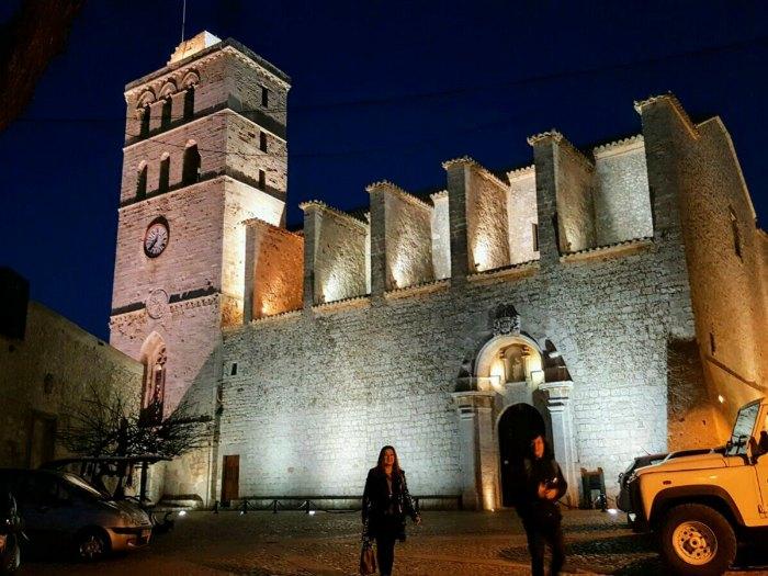 Catedral Ntra. Sra. de las Nieves, Ibiza