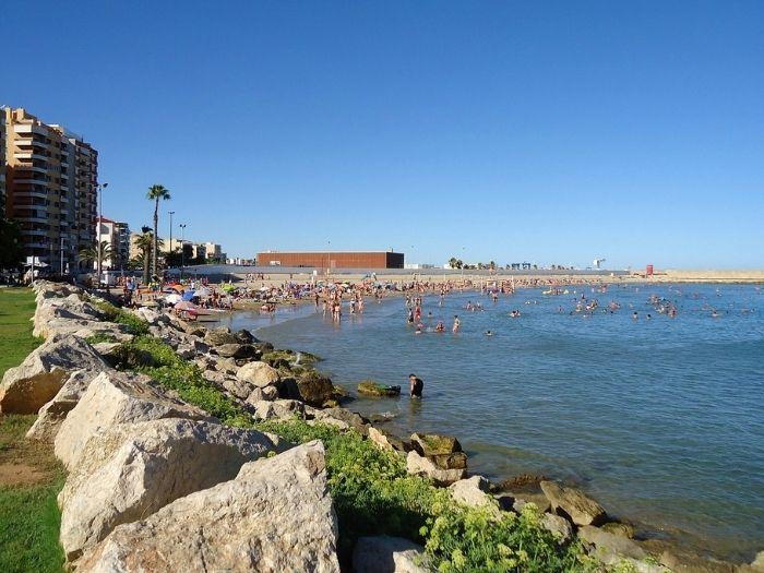 Playas en Castellón: Benicarló