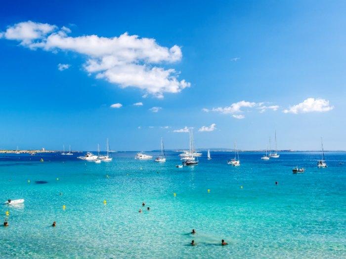 Playa de las Salinas, Ibiza