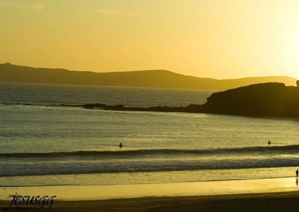 Playas en Pontevedra: Playa Montalvo