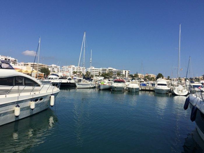Port de Santa Eularia d'Es Ríus, Ibiza