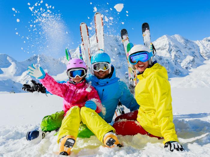 semana santa esquiar