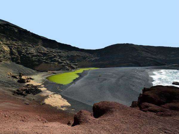 Parque natural los volcanes