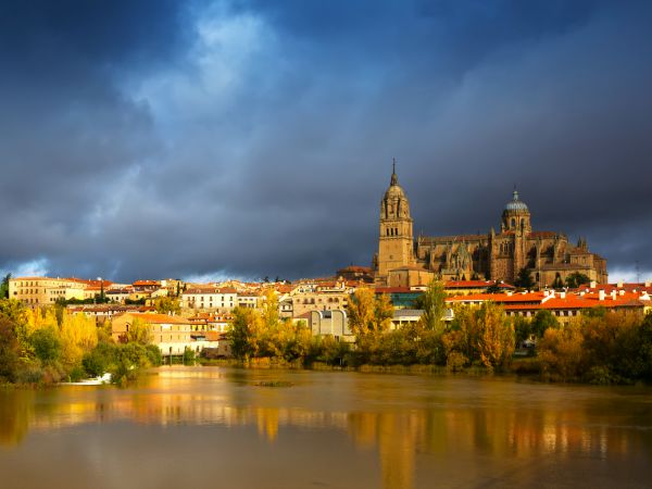 Parques naturales de Salamanca