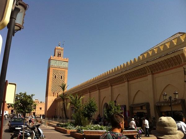 Viajar a Marrakech