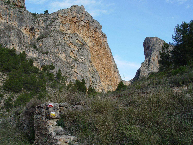 Barranc del Sin Serra de Mariola