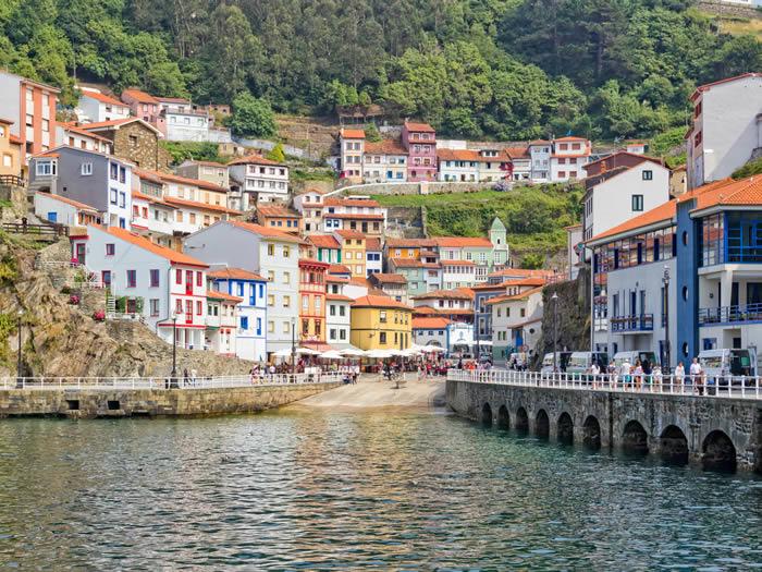 Fin de semana en Asturias: Cudillero