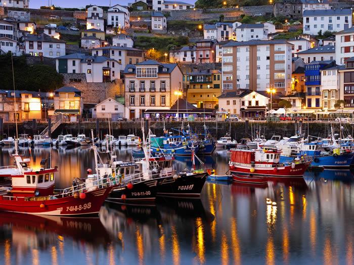 Ruta por Asturias: Luarca