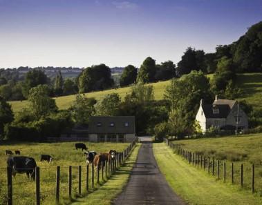 Casa rural en Inglaterra