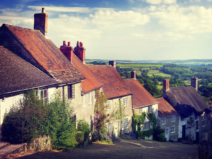 Casas rurales en Inglaterra