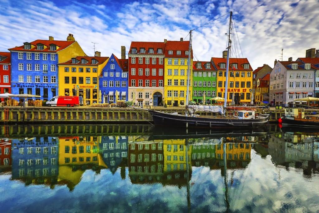 Copenhague- Nyhavn