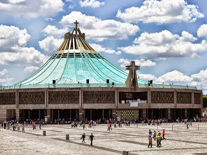 Basílica de Guadalupe, México