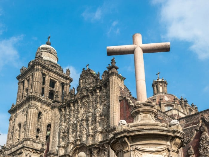 Catedral Metropolitana, México