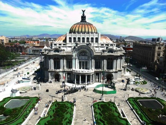 Palacio de Bellas Artes, México