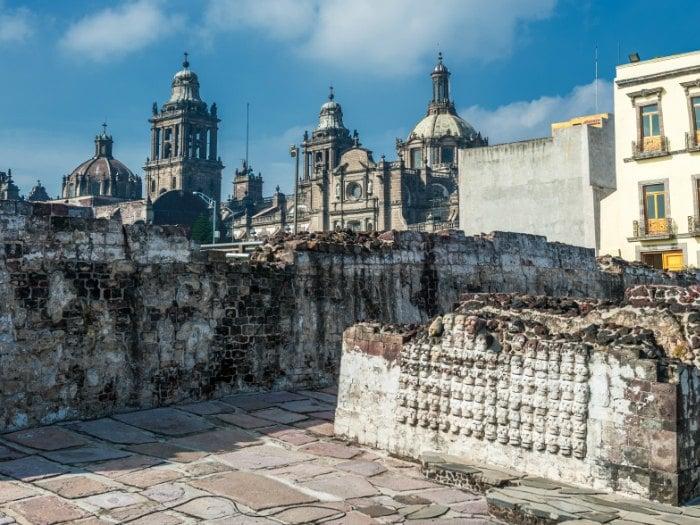 Templo Mayor, México
