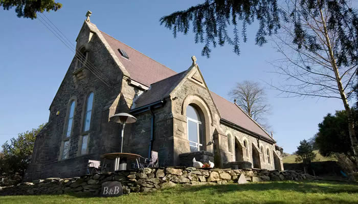 Bed and Breakfast St Curigs Church, Betws-y-Coed, Conwy