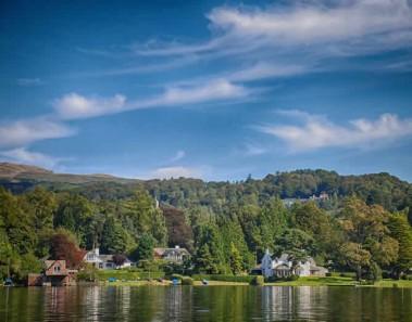Distrito de los lagos en Inglaterra