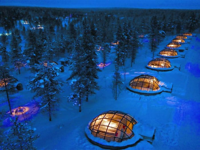 Hotel & Igloo Village Kakslauttanen