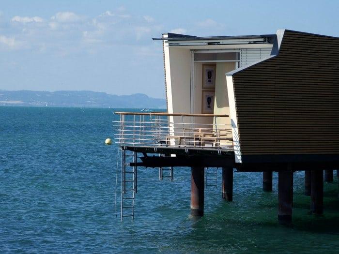 Hotel Palafitte en Suiza