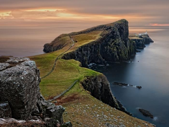 Casas rurales en Escocia