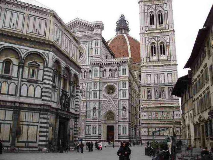 Cattedrale di Santa María del Fiore, Florencia, Italia (Europa)