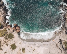 Vacaciones en una isla