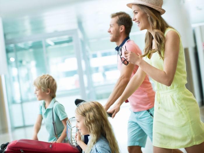 viajar en familia en semana santa
