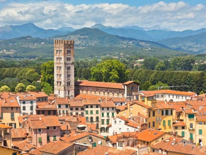 Lucca, Toscana (Italia)