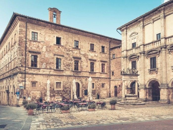Montepulciano, Toscana (Italia)