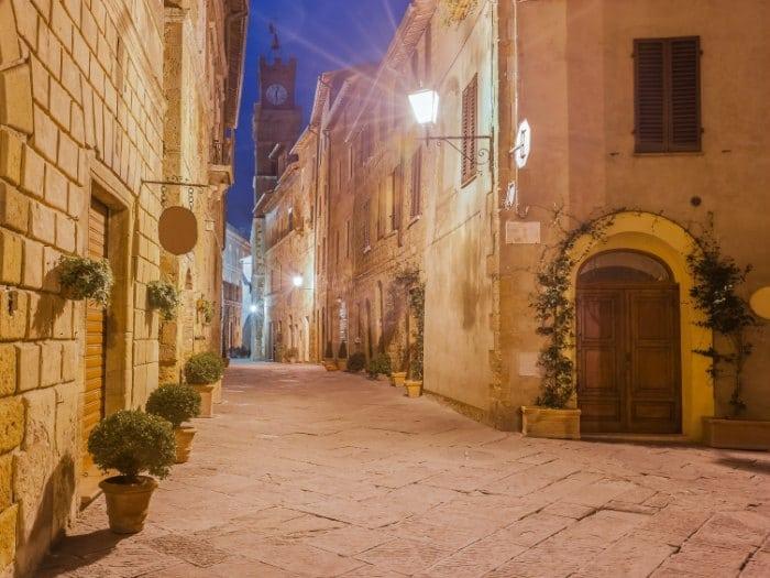 Pienza, Toscana (Italia)