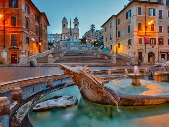 Visita corta a Roma: ¿Qué puedo hacer en la capital italiana en un fin de semana?